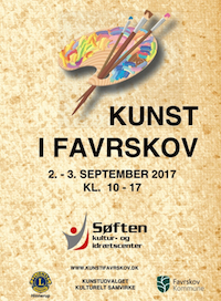 kunst i favrskov september 2017